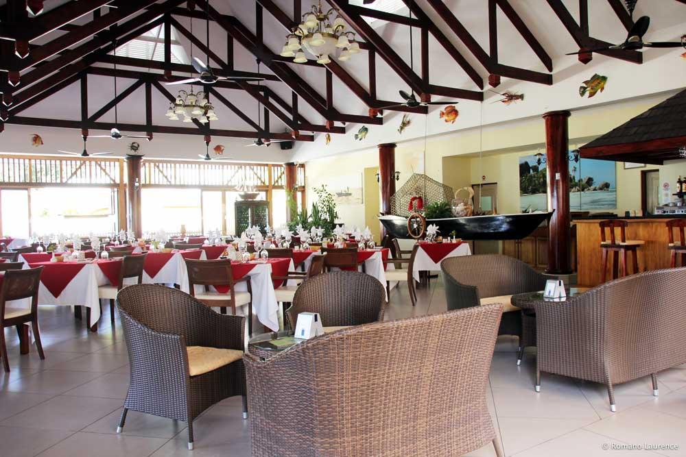 Pirogue restaurant