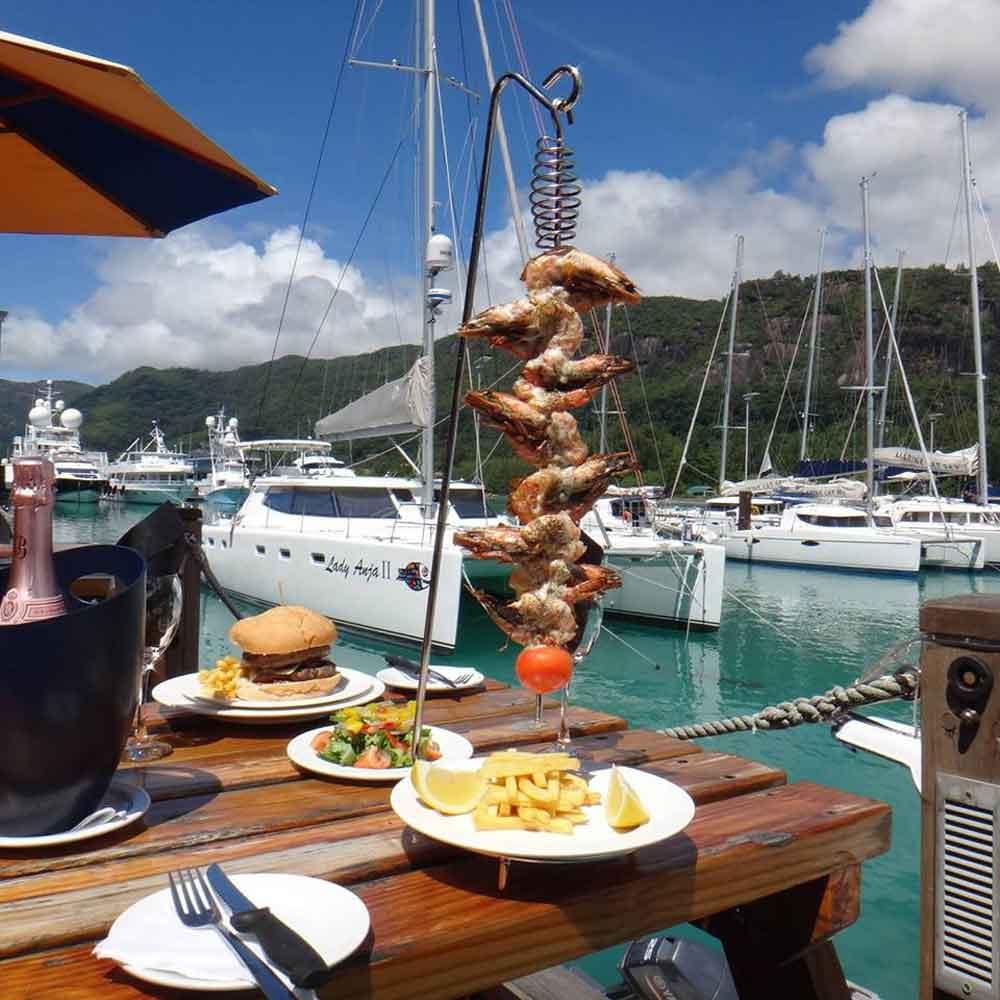 bravo restaurant seychelles