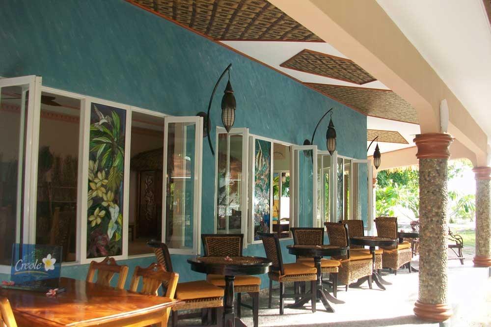 capricorn restaurant sechelles