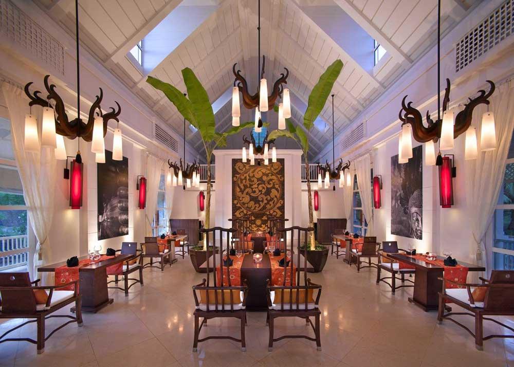 saffron restaurant seychellles