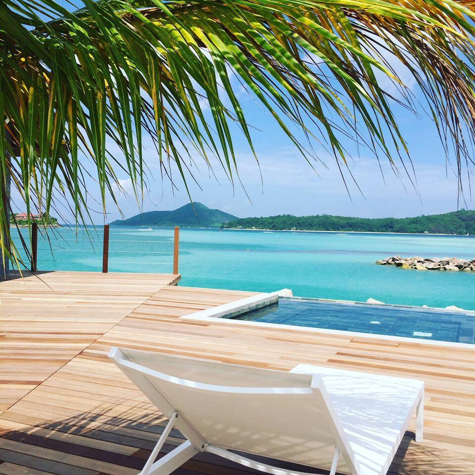 Seychelles Beach: Infinite Love At Pangia Beach Seychelles A Legacy Project